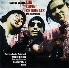FUN LOVIN' CRIMINALS : SCOOKY SNACKS - THE COLLECTION / CD - TOP-ZUSTAND