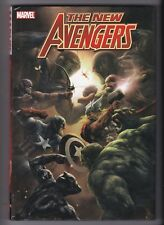 New Avengers Deluxe Edition Hardcover vol 5 (HC TPB)  FN/VF Dust Jacket *
