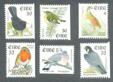 Ireland-Birds only available from Booklets set 1997 series mnh