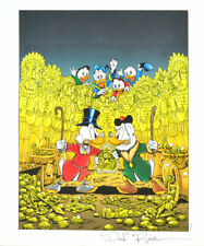DON ROSA LITHOGRAFIE / LITHOGRAPH - THE SON OF THE SUN SIGNED / SIGNIERT