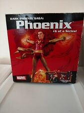 MARVEL DARK PHOENIX SAGA Statue X-MEN JEAN GREY Diorama Figure