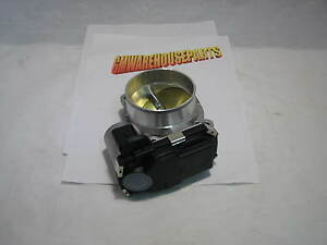 2012-2016 IMPALA 3.6 THROTTLE BODY WITH ACTUATOR NEW GM #  12670981