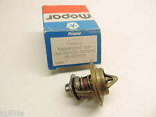 NOS MOPAR THERMOSTAT 195 DEGREE #5214513 DODGE OMNI PLYMOUTH HORIZON 1978 79 80