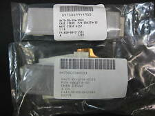 Flight Helmet White Chin & Nape pads for HGU- series helmets NIB