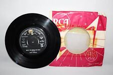 "7"" Single - Eddy Arnold - Make The World Go Away - RCA 1496 - 1965"