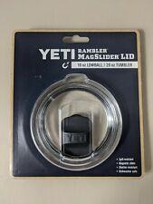 Yeti Rambler MagSlider Lid 10 oz Lowball/20 oz Tumbler (NEW SEALED)