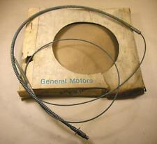 "1961 1962 Pontiac Tempest Front Brake Cable 100 3/4"" NOS, 539789"