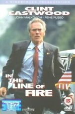 in The Line of Fire 5050582343380 DVD Region 2 P H