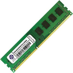 XUM 4GB 8GB Memory RAM Desktop PC3-8500 (DDR3-1066) 240 Non-ECC Unbuffered Lot