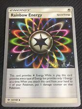 Pokemon TCG : 4 X RAINBOW ENERGY 137/149 World Championship PROMO Uncommon