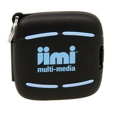 JIMI Multi Media IMPERMEABILE CASE compatto / Holder-Nero