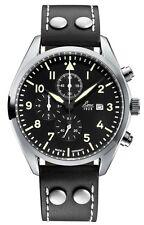 Brand New Laco German Made Men's Trier Quartz Chronograph Watch # 861915