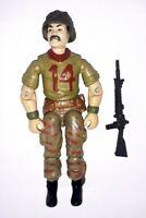 GI JOE Figurine ARAH Vintage CUSTOM GUNG HO LOT Action Force Figure