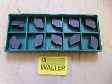 Walter FX5.1 N0.25 5mm Wide Parting / Grooving Insert new pack of ten.