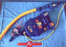 The Real Ghostbusters Proton Pack w PKE Meter & Armband COMPLETE Kenner Vintage