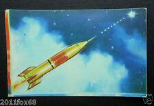 il mondo del futuro 207 stickers figurine lampo 1959 figurines lampo cromos qqqx