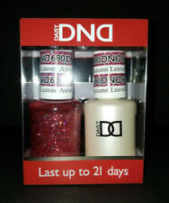 DND Daisy Soak Off Gel Polish Autumn Leaves 680 LED/UV 15ml gel duo NEW