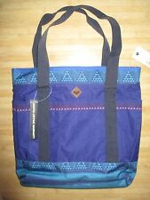 NEW✿ ROXY BOOK SCHOOL STUDENT Laptop Tote Tablet Pouch BACKPACK Blue