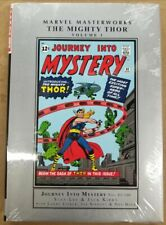 Thor Volume 1 Collects Journey Into Mystery 83-100 Marvel Masterworks HC Sealed