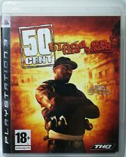 50 Cent Blood On The Sand. Ps3. Fisico. Pal Es