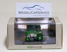 MO-Miniatur 1/87 (H0) 20825 : TRACTEUR STEYR 80 A, avec normalbereifung