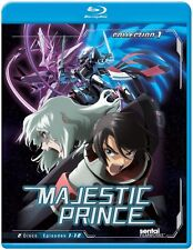 Majestic Prince Collection 1 BLURAY (814131019257)
