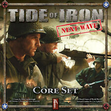 Tide of Iron Next Wave, Core Set, Wargame, New English Language DAMAGED BOX