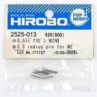 HIROBO 2525-013 D3.5 RADIUS PIN FOR M2 #2525013 HELICOPTER PARTS