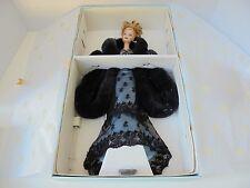 Mattel Barbie 1999 EVENING ILLUSION Nolan Miller Couture Collection Design MINT