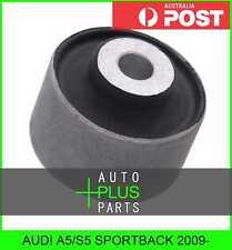 Fits AUDI A5/S5 SPORTBACK 2009- - Rubber Suspension Bush Front Upper Arm
