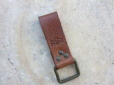 KEYRING Holder lederschaufe PORTAFOGLIO catena Wallet chain Lanyard Rockabilly #1