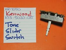 KENWOOD R13-5020-05 TONE SLIDER ASSEMBLY KR-7050 STEREO RECEIVER