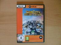 (PC) - SIM CITY SOCIETIES - DELUXE EDITION