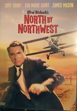 North by Northwest (Dvd, 2004) Classic Hitchocock, Cary Grant