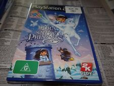 DORA SAVES THE SNOW PRINCESS PLAYSTATION 2 *BRAND NEW AND SEALED *CHRISTMAS GIFT