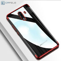 Shockproof Silicone Clear Slim Soft TPU Case Cover For Xiaomi Pocophone POCO F1