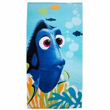Finding Dory Character Beach Towel 75x150cm 100% Cotton