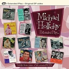 Michael Holliday Extended Play – Original EP Sides 27 Track Cd Runaway Train