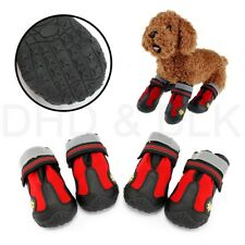 Resistente à água Pet Botas Impermeável Indoor Outdoor Dog Shoes
