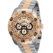 Invicta Pro Diver 30751 Men's Round Chronograph 24 Hour Two Tone Watch