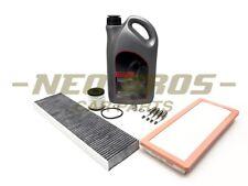 Mini R55 R56 R57 R58 R59 JCW N14 Service Kit   Air Oil Cabin Filter Sparks & Oil