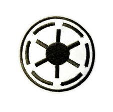 1 Écusson Brodé Thermocollant NEUF( Patch ) - Star wars Empire Galactique
