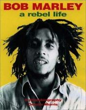 BOB MARLEY  Rebel With A Cause  large paperback book