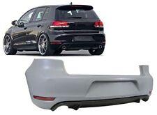 REAR BUMPER FOR VW GOLF 6 08-12 GTI LOOK GOLF VI SPOILER BODY KIT NEW