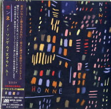 HONNE-NO SONG WITHOUT YOU-JAPAN CD BONUS TRACK E20