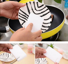 Lots 20X Multi-functional Magic Cleaning Sponge Eraser Melamine Cleaner Pad Foam