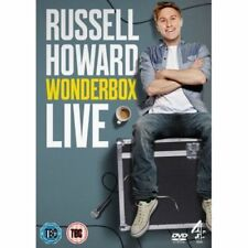 Russell Howard: Wonderbox Live! Dvd Brand New & Factory Sealed