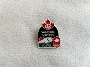 Canada Volleyball Association for Olympic Games Tokyo 2020 pin
