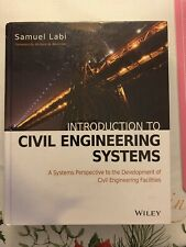 Introduction to Civil Engineering Systems by Samuel Labi
