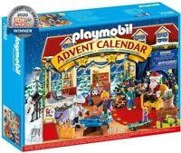 PLAYMOBIL 70188 Advent Christmas Calendar Construction Playset
